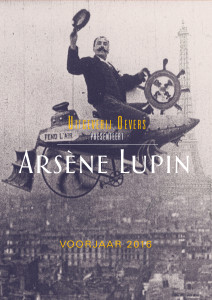 Arsène Lupin Catalogus